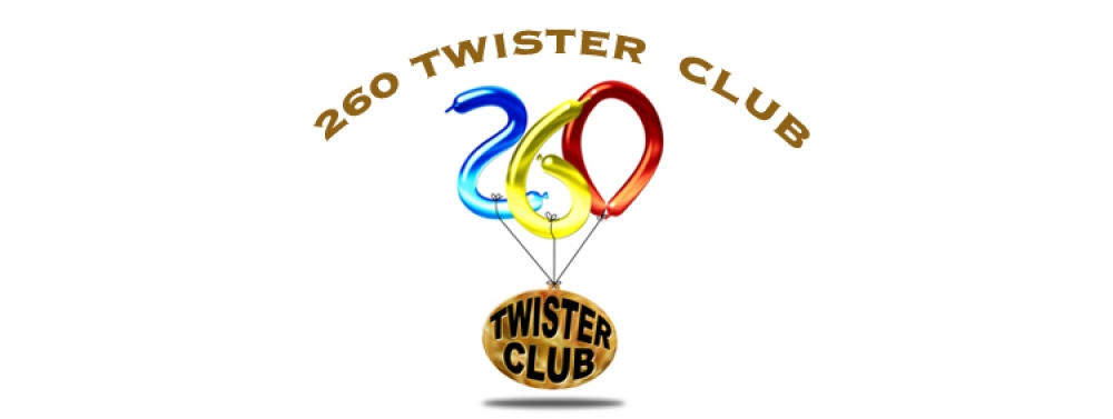 THE 260 TWISTER CLUB            WWW.260Q.COM