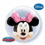 Double bubble.Minnie Mouse - 60cm - 27568