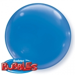 Bubble.solid color.dark blue.38cm - 4pcs  - 21336