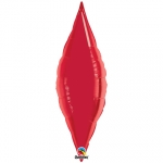 Taper.Ruby Red - 68cm - 22863