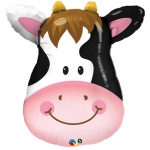 Contented Cow Shape - 80cm - 16455