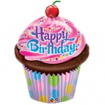 MINI.Birthday Frosted Cupcake - 35cm - 32935-M