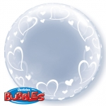 Decobubble.stylish hearts - 60cm - 29505