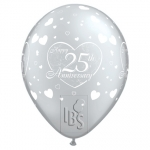 QU.11.25th Anniversary Little Hearts - 25pcs - 38375