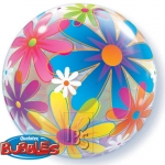 Single bubble.Fanciful Flowers - 55cm - 32302