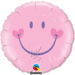 Sweet Smile Face - Pink - 99573