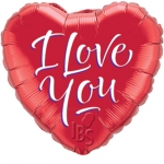 I Love You Script Modern - 45cm - 29133