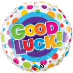 Good Luck Colourful Dots - 45cm - 36387
