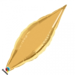 Taper.Metallic Gold - 95cm  - 16335