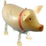 Walking Balloon .Pig - I-14443