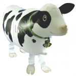 Walking Balloon .Cow - I-14447
