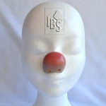 Clown nose.flesh.airbrushed tip - O - 4500068