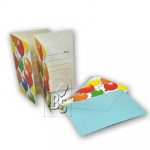 Invitation.Balloons - 6pcs - 520118406827