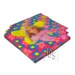 Napkins.Barbie - 20pcs - 520118406588