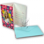 Invitation.Barbie - 6pcs - 520118406827
