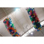 Balloon Drop Net.BOSS2000 - Clear  - 6965480545