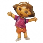 Airwalker.Dora the Explorer - 132cm - 23482