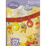 Partydecoration kit - Pooh  - 800169103726