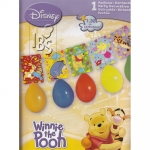 Partydecoration kit - Pooh 2 - 800169106413