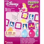 Partydecoration kit - Princesses - 800169104549