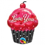 Love You Cupcake - 86cm - 16352