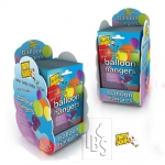 Balloon hangers.startup kit - 120packs+display - 503256139230