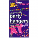 Party  hangers - 1 pack - 66021