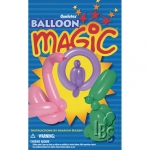 Boek.Marvin Hardy,CBA - Balloon Magic - Instruction Book (21figures) - 4202676