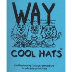 Boek.Way Cool Balloons.WC Hats - 4210776