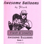 Boek.Ken Stillman.Awesome Balloons by Flash - 4206676