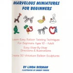 Boek.Linda Berman.Marvelous Miniatures for Beginners - 4206876