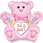 MINI.It's a Girl Bear - 35cm - 424502
