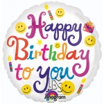 MINI.Bold Birthday to You - 23cm - 26857