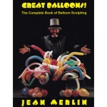 Boek.Merlin J.,Entertaining Balloons - ENGLISH - 4212976-UK