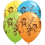 QU.11.Mischievous Monkeys - 25pcs - 49276