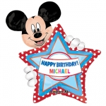 Mickey Mouse Birthday - 76cm - 26364