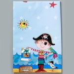 Rachel Ellen.Pirate.tafellaken - 1pc - 50884