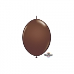 QL.06.fashion chocolate brown - 15cm - 90492