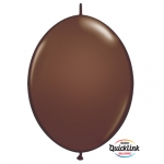 QL.12.fashion chocolate brown - 30cm - 65332
