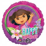 Dora Happy Birthday - 45cm - 27081