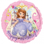 Sofia the First Happy Bday - 45cm - 27530