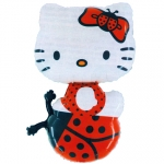 Hello Kitty Lady Bug - 80cm - 11234