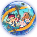 Single bubble.Jake & the Neverland Pirates - 55cm - 12597