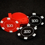 Knijpers Casino chips - 6pcs - I-11200