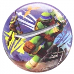 Single bubble.Ninja Turtles - 55cm  - 65580
