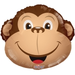 MINI.Monkey head - 35cm - 35000-14