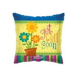 MICRO.Get Well Soon Flowerpot - 10cm  - 19212-04