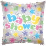 Baby Shower Clear - 45cm - 34344-18