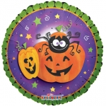 MINI.Pumpkin & Crazy Spider - 23cm - 89050-09