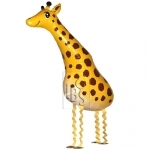 Walking Balloon .Giraffe - I-14485